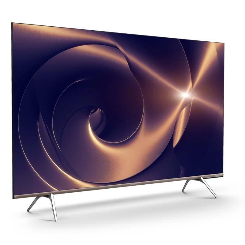 创维82英寸4K超高清全面屏智能语音网络WIFI液晶平板电视机82Q30·黑色