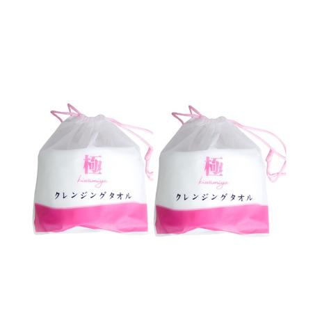 日本纯棉美容洗脸巾一次性家用加厚洁面巾柔巾卷洗水亲肤·kiwamiya