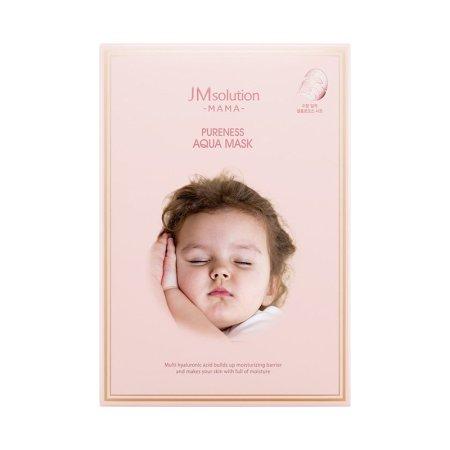 香港直邮Jmsolution 婴儿妈妈面膜 10片/盒·补水  补水