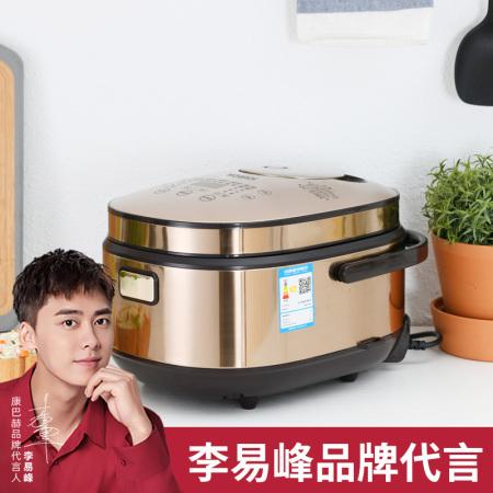 康巴赫 智能4L铸铁内胆全自动多功能电饭煲(KBH-IH40A)