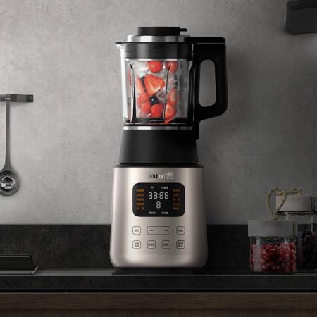 美的Midea 智频静音破壁机养生料理机MJ-BL1528A(李现推荐款)