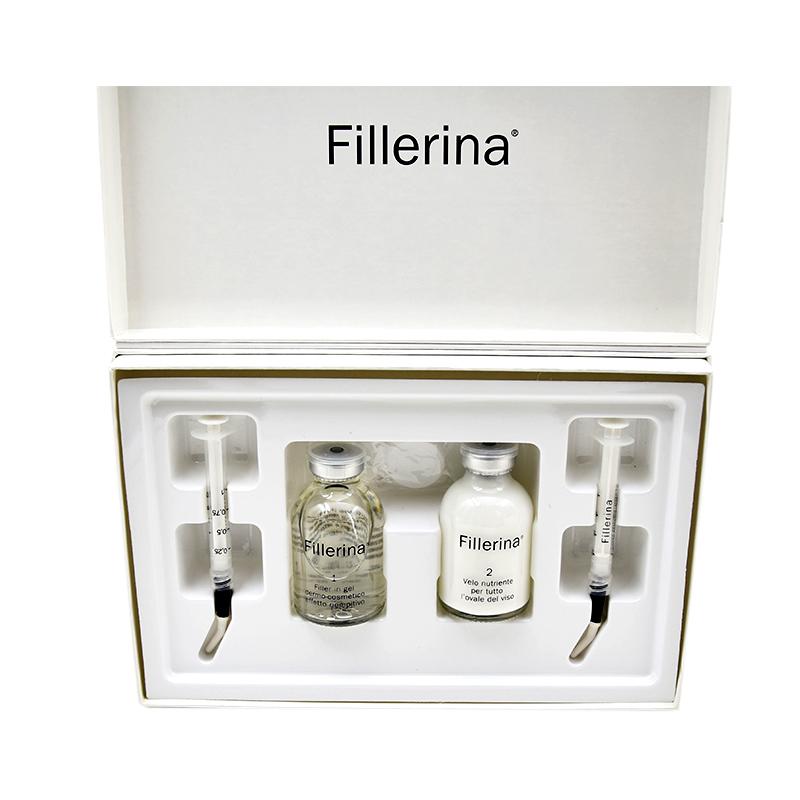 意大利Fillerina 玻尿酸丰盈精华组