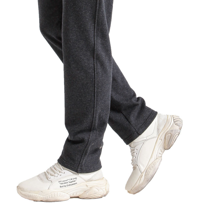 Bagutta羊驼毛男款运动裤