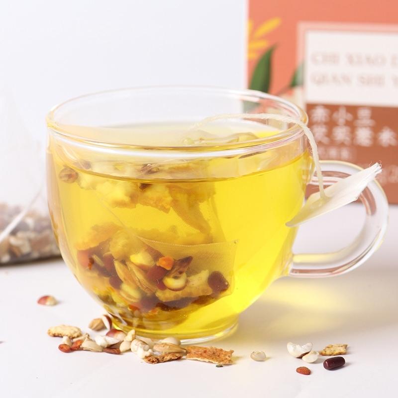 燕之坊赤小豆芡实薏米茶120g*3盒