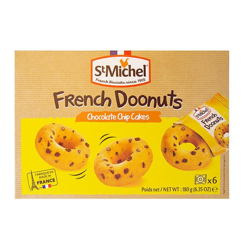法国原装进口圣米希尔巧克力甜甜圈