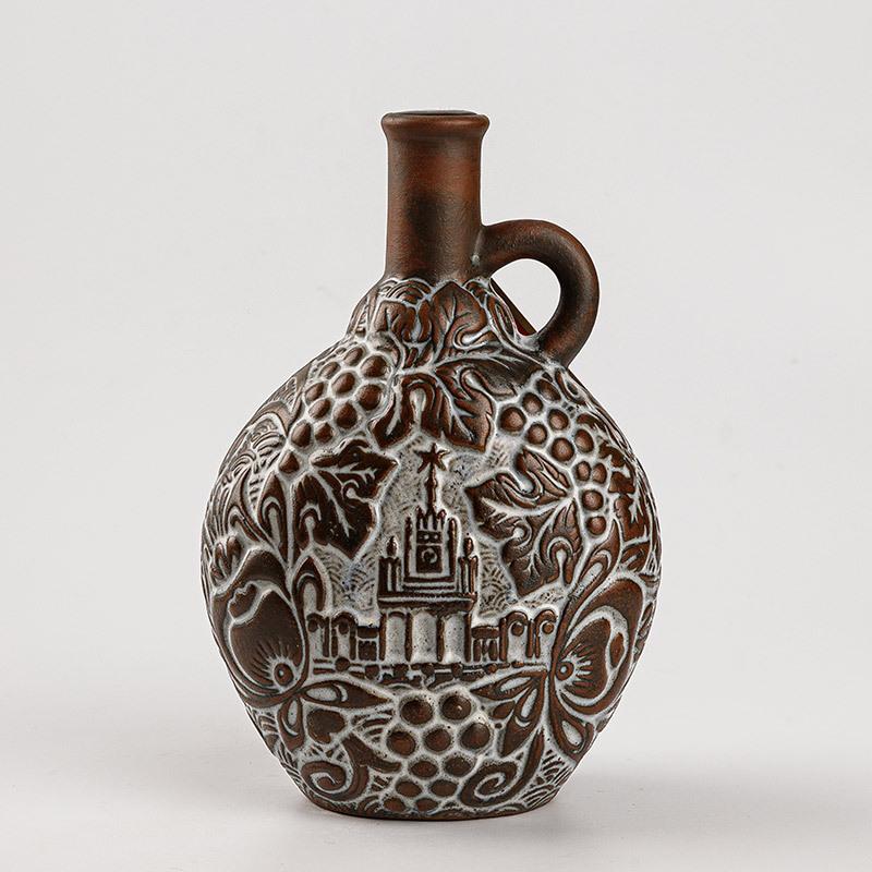 PALAVANI陶罐干红葡萄酒(光荣传统款)·彩色