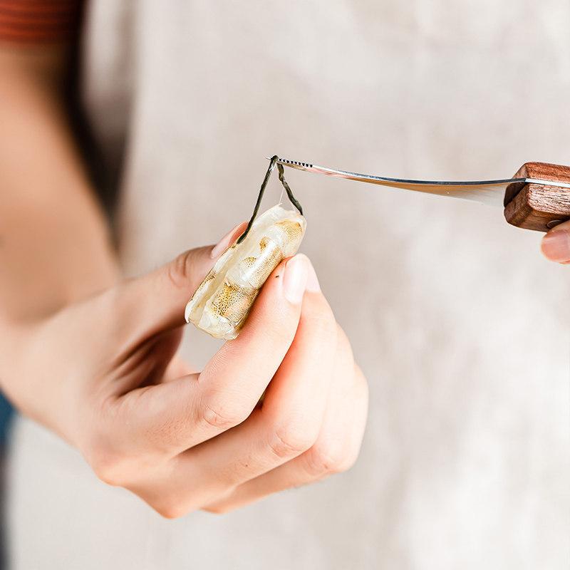 不锈钢去虾线撬扇贝开生蚝刀·去虾虾线刀+开生蚝刀