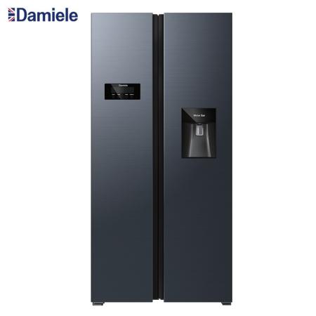 达米尼601L英伦水吧变频一级冰箱