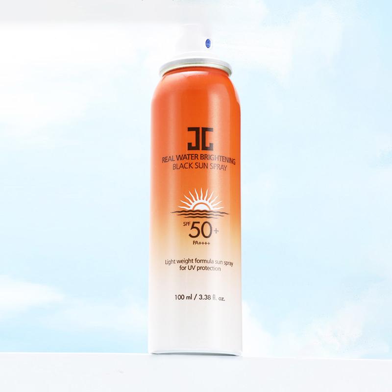 韩国直邮 JAYJUN捷俊水光防晒喷雾100ML*2瓶装  共同  共同  共同  共同  共同