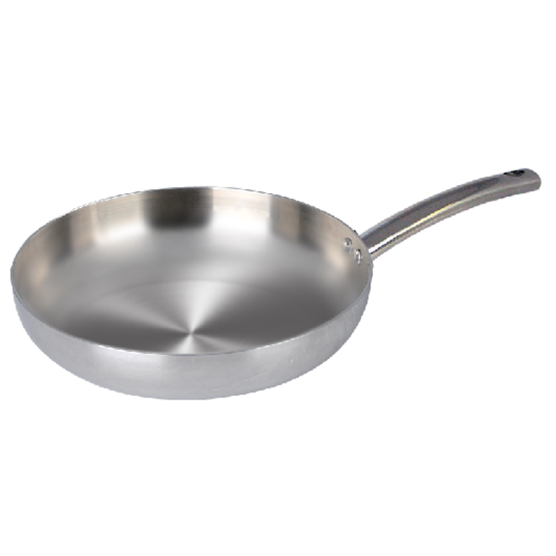 艾美龙雅致不锈钢套装锅·银色