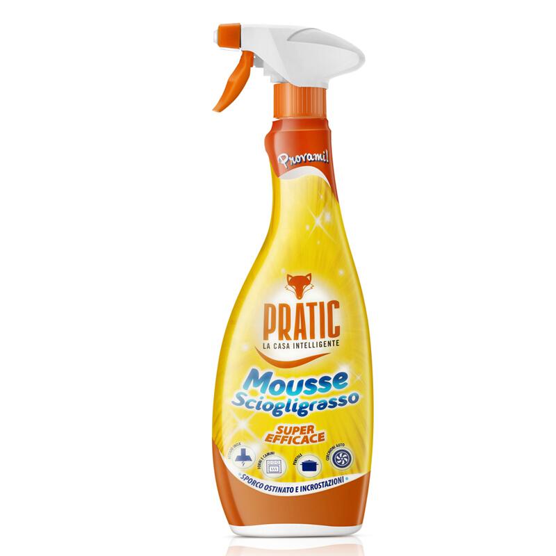 意大利进口狐狸爸爸摩斯除油剂700mL*3瓶  共同  共同