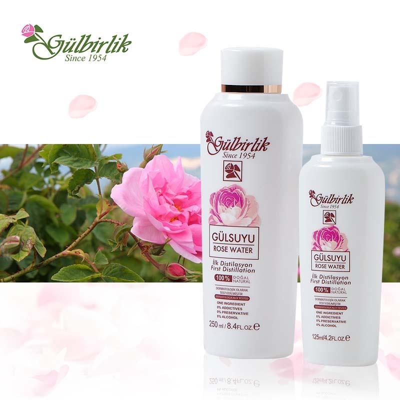 土耳其原装进口Gulbirlik 玫瑰水
