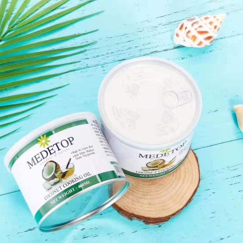 马来西亚原装进口美之岛精炼椰子油
