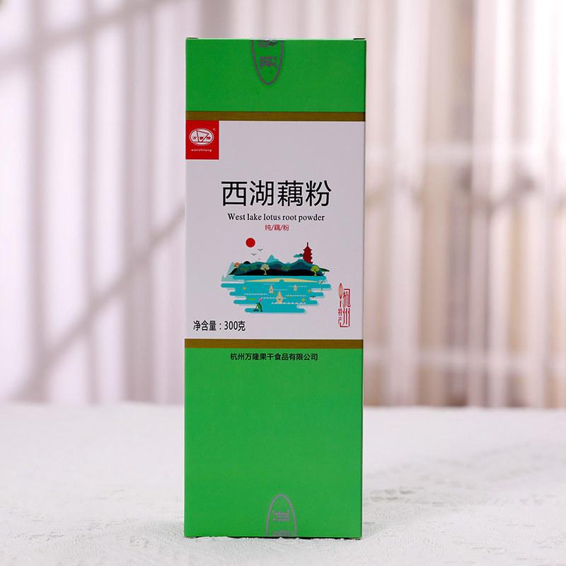 杭州特产西湖藕粉