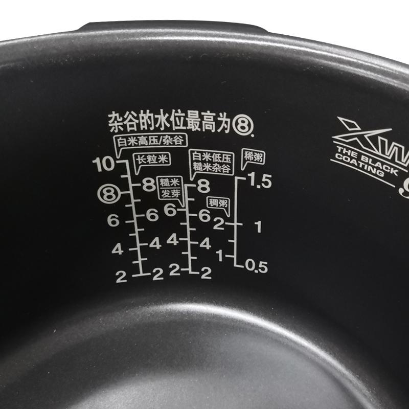 韩国原装进口福库超高压智能电饭煲(新)·黑金色