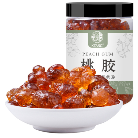 金唐 精选桃树胶200g 可搭配雪燕皂角米