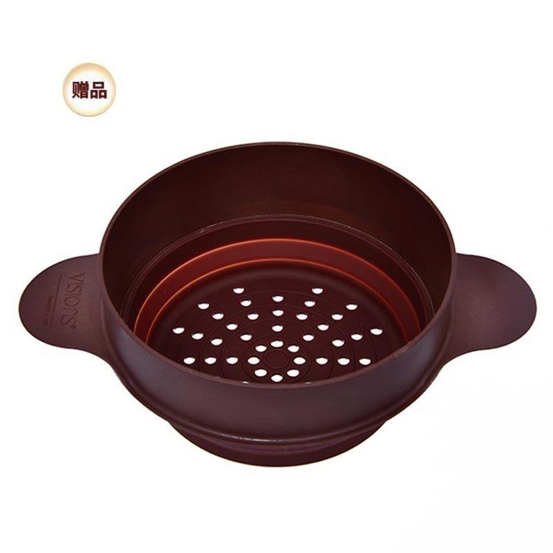 VISIONS晶彩锅乐惠套装·琥珀玻璃锅