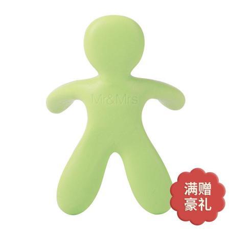 Mr&Mrs创意汽车香薰小人·淡绿